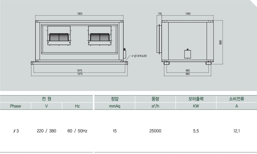 ASHF-25000 (belt)