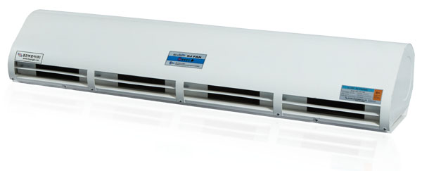STANDARD AIR CURTAINS WITH FILTER