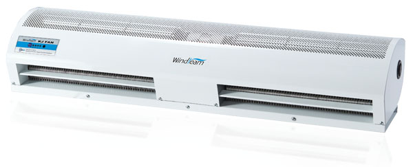 STANDARD AIR CURTAINS WITH HEATER
